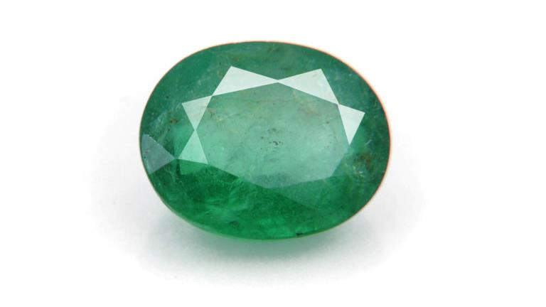 Esmeralda, Brioletta Joyería Artesanal con gemas