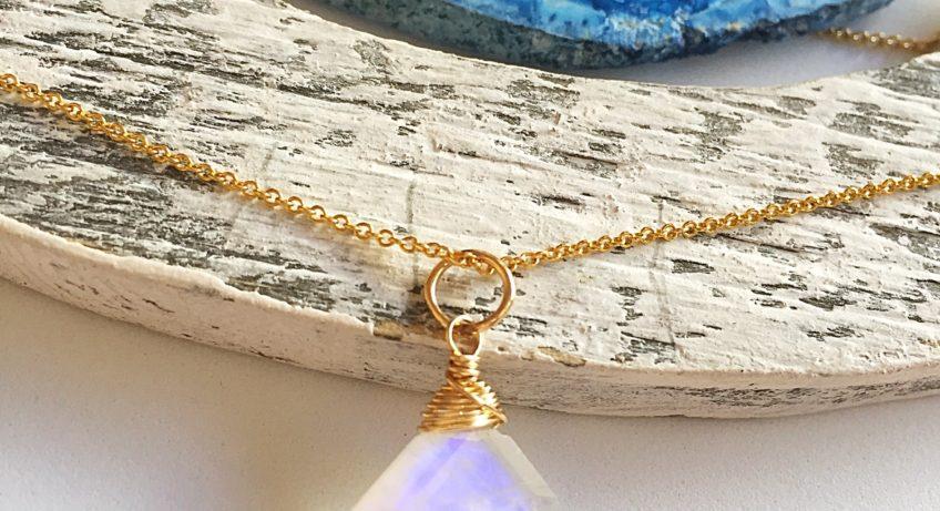 Piedra Lunata, Brioletta Joyería Artesanal con gemas