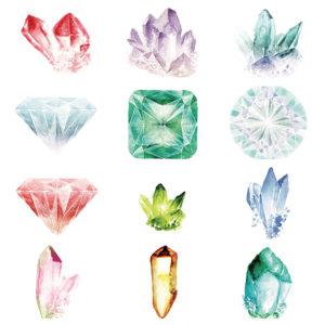 Birthstones, Brioletta Joyería Artesanal con gemas