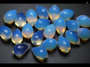 Opalina, Brioletta Joyería Artesanal con gemas
