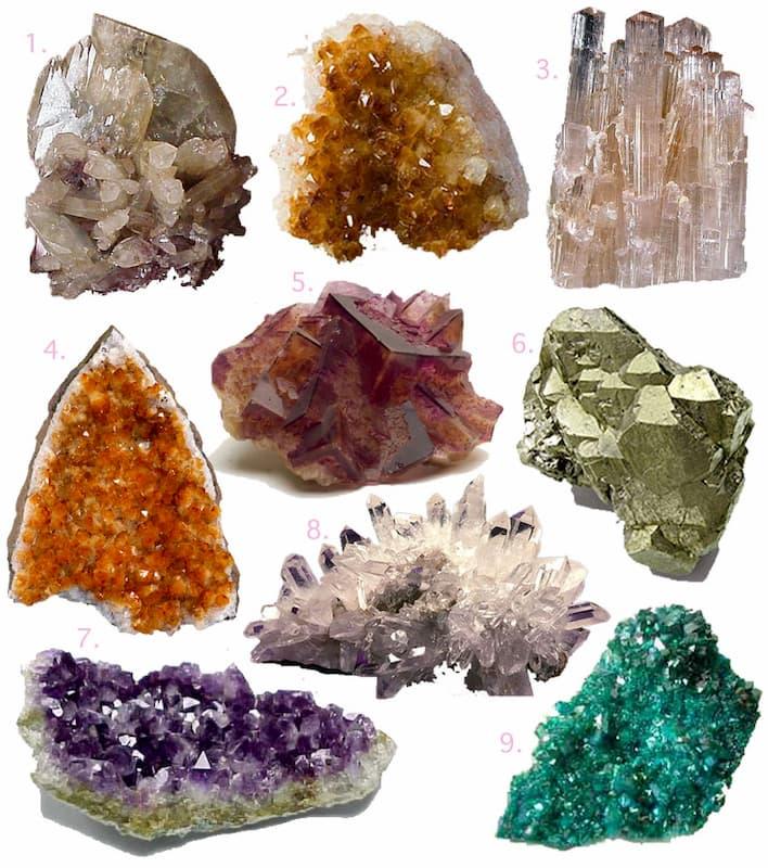 El poder de las piedras, Brioletta Joyería Artesanal con gemas