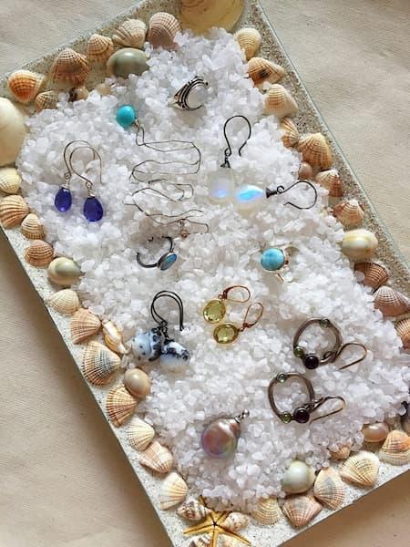 Limpieza de Joyas,  Brioletta Joyería Artesanal con gemas