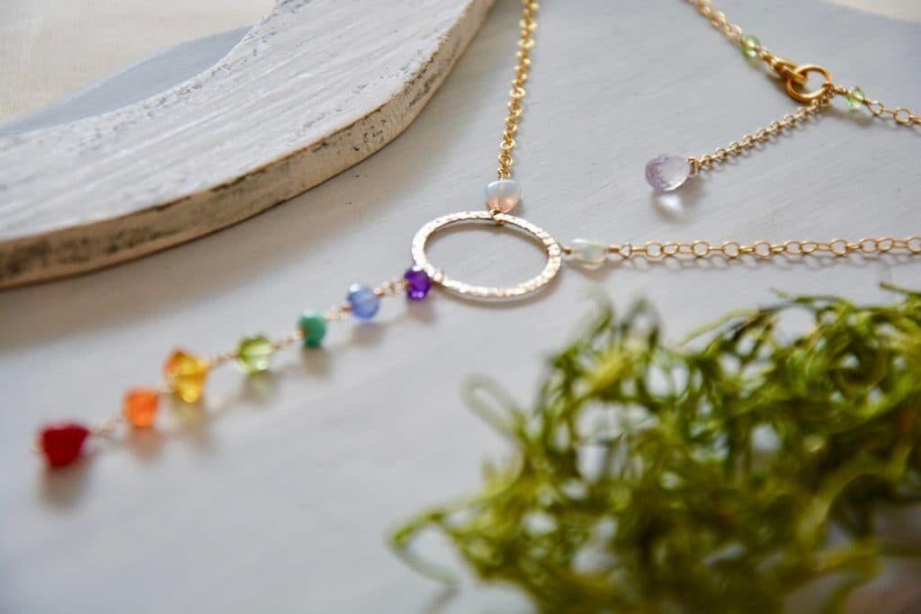 Los Chakras y sus Critales, Brioletta Joyería Artesanal con gemas