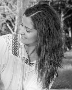 Renata, Creadora de Brioletta Joyería Artesanal con gemas
